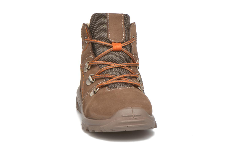 Bottines et boots PEPINO Desse Marron vue portées chaussures