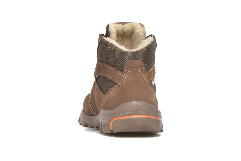 Bottines et boots PEPINO Desse Marron vue droite
