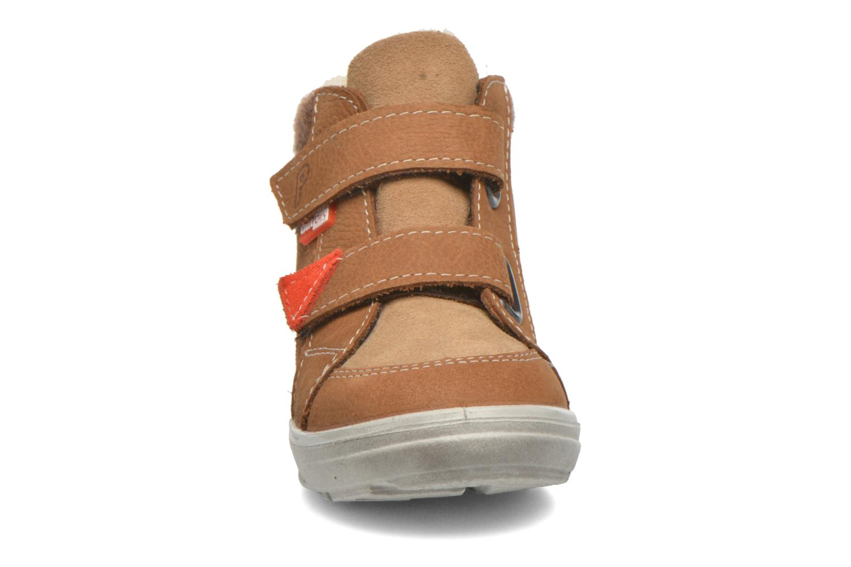 Sneaker PEPINO Alazan braun schuhe getragen