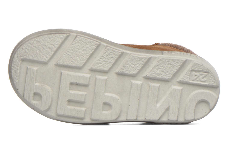 Sneaker PEPINO Alazan braun ansicht von oben