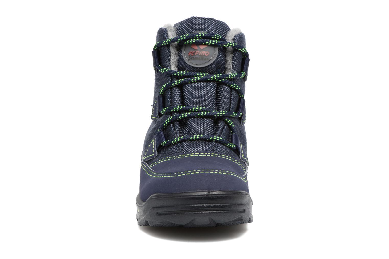 Stiefeletten & Boots PEPINO Emil blau schuhe getragen