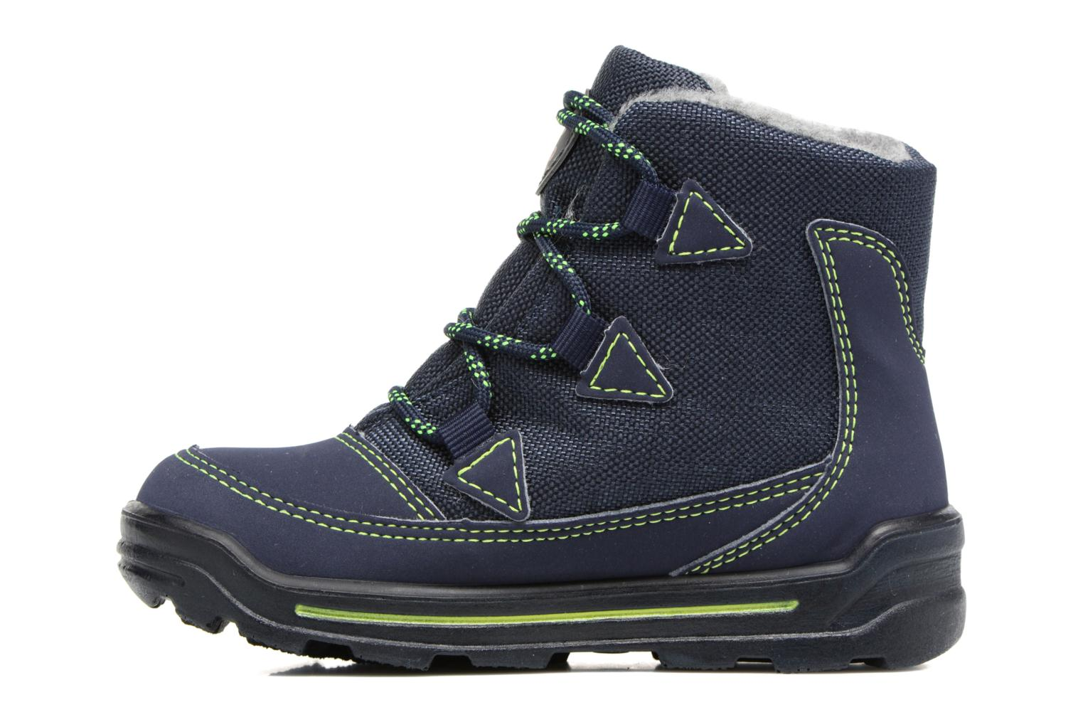Ankle boots PEPINO Emil Blue front view