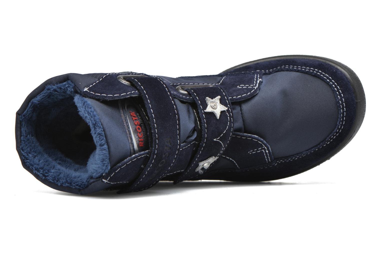 Laarzen Ricosta Sakura Blauw links