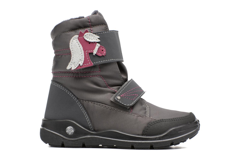 Boots & wellies Ricosta Garei-tex Grey back view