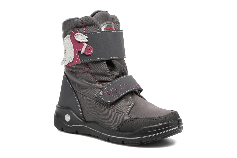 Boots & wellies Ricosta Garei-tex Grey detailed view/ Pair view
