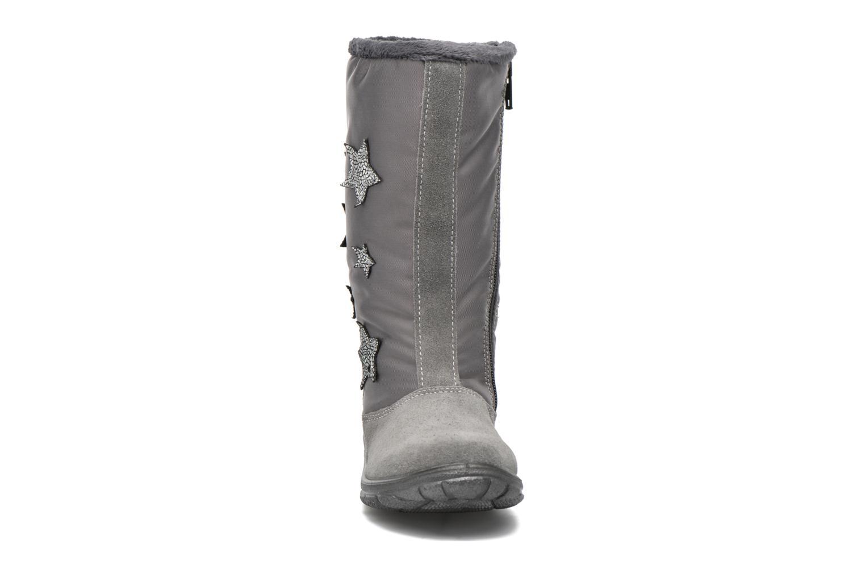 Stiefel Ricosta Emilia-tex grau schuhe getragen