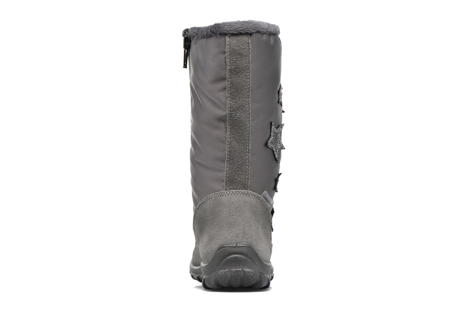 Boots & wellies Ricosta Emilia-tex Grey view from the right