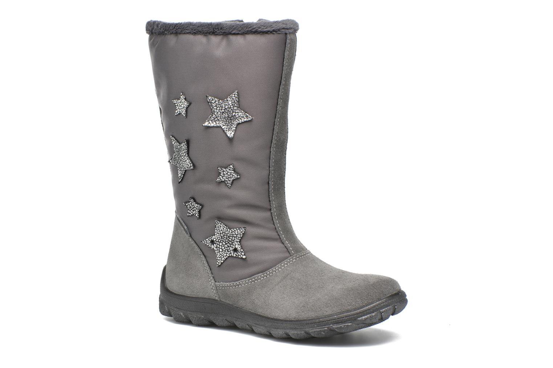 Boots & wellies Ricosta Emilia-tex Grey detailed view/ Pair view