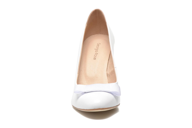 Escarpins Georgia Rose Toumtoum Blanc vue portées chaussures