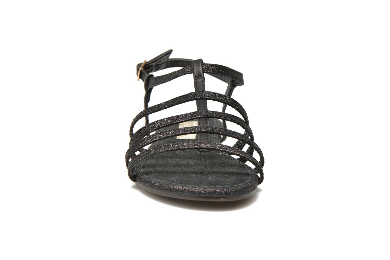 Sandales et nu-pieds Xti Dominicana 30160 Noir vue portées chaussures