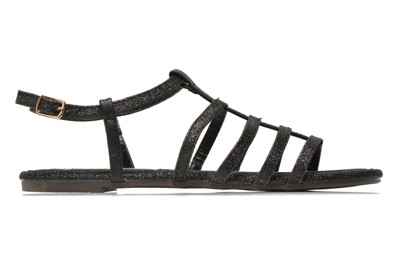 Sandales et nu-pieds Xti Dominicana 30160 Noir vue derrière