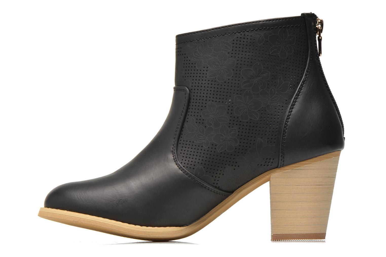 Bottines et boots Xti Naelle 45005 Noir vue face