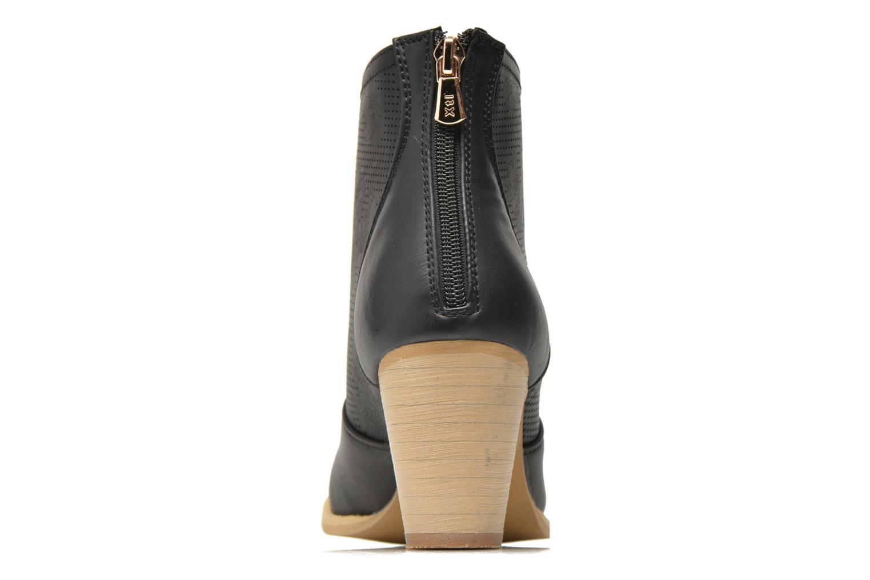 Bottines et boots Xti Naelle 45005 Noir vue droite