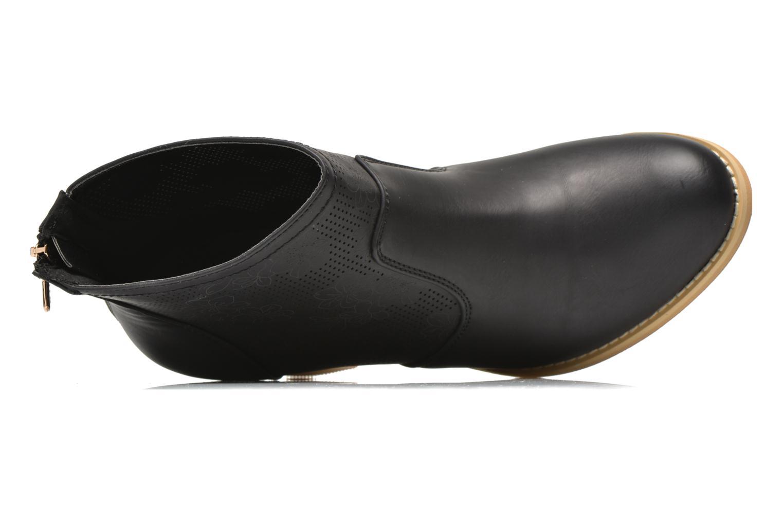Bottines et boots Xti Naelle 45005 Noir vue gauche