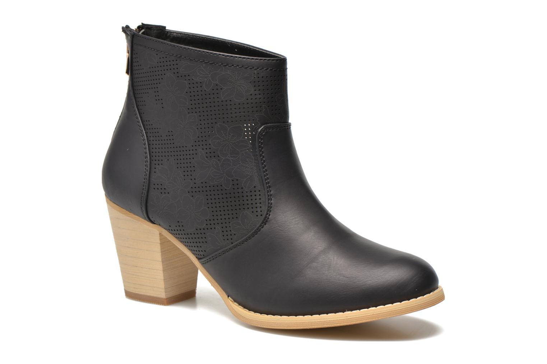 Bottines et boots Xti Naelle 45005 Noir vue détail/paire