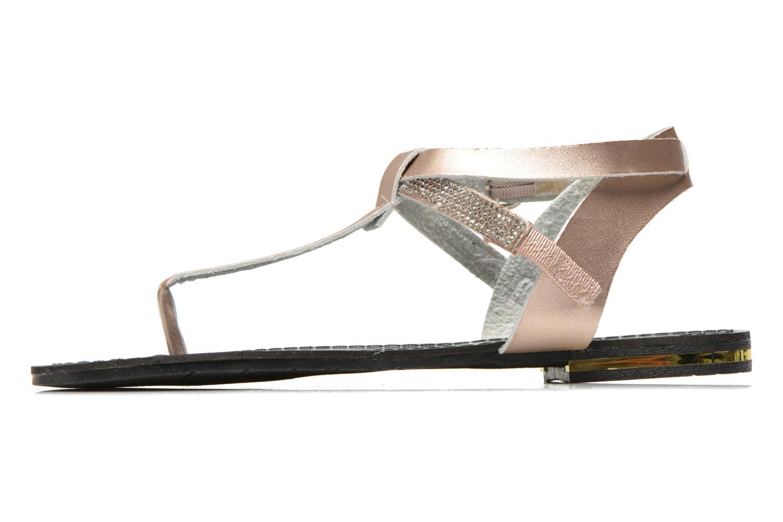 Sandals Xti Hamane 45770 Pink front view