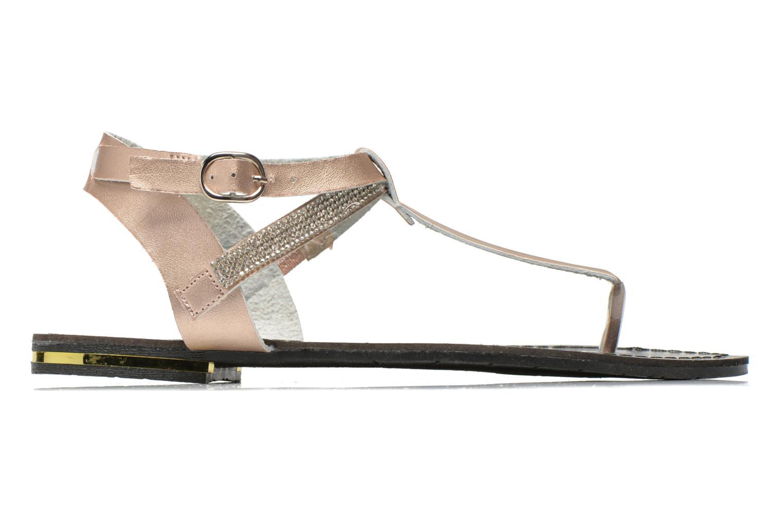 Sandals Xti Hamane 45770 Pink back view