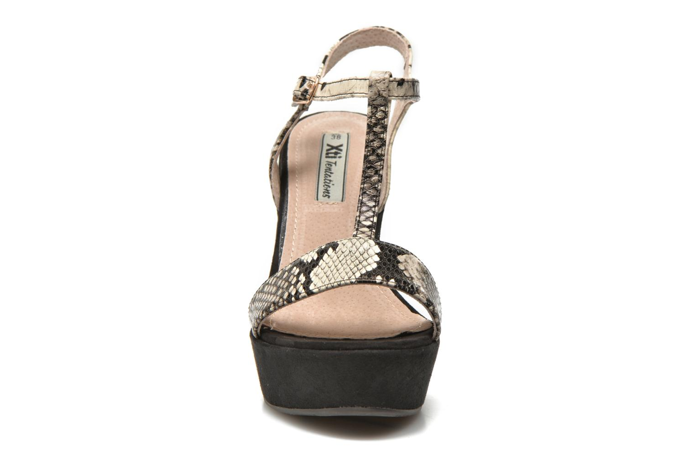 Sandals Xti Antigua 29715 Green model view