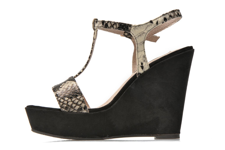 Sandales et nu-pieds Xti Antigua 29715 Vert vue face