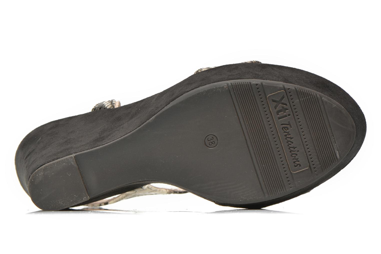 Sandales et nu-pieds Xti Antigua 29715 Vert vue haut