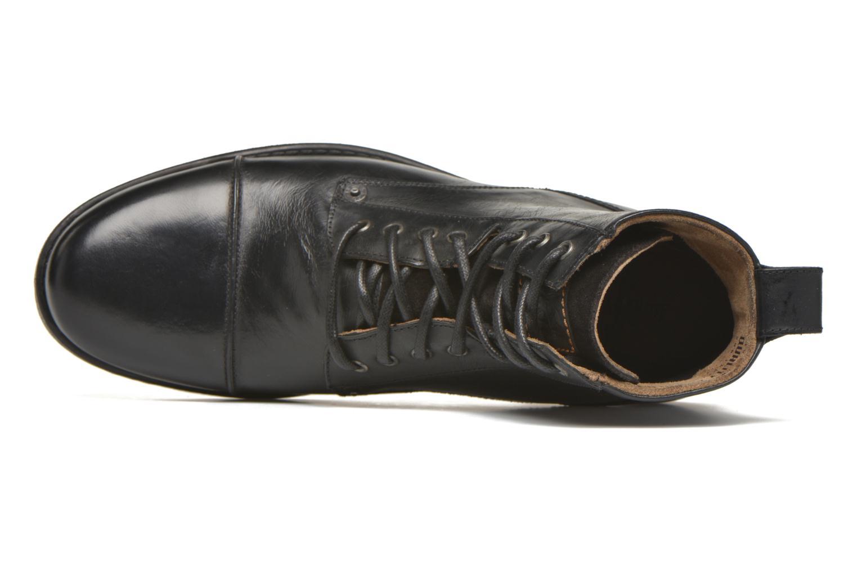 Bottines et boots Levi's Emerson Lace Up Noir vue gauche