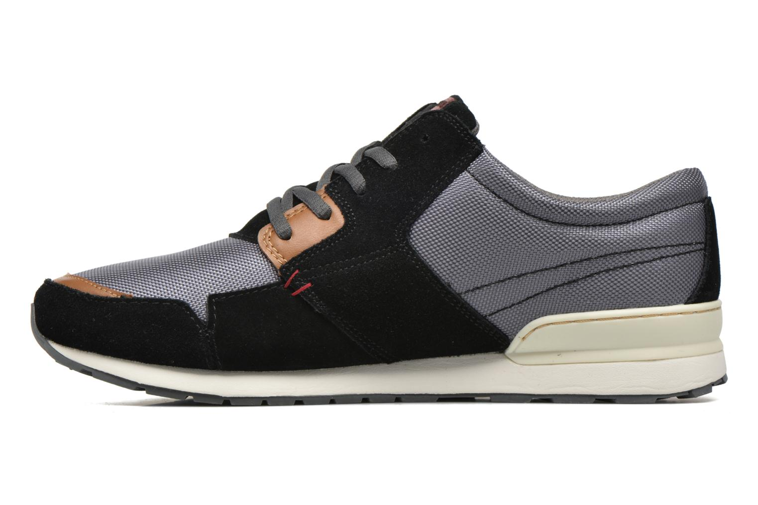 Sneakers Levi's Ny Runner Nero immagine frontale