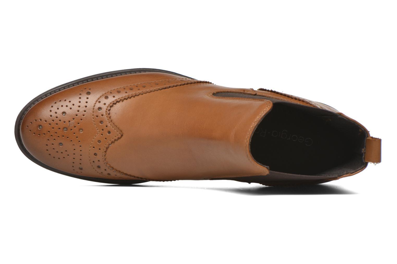 Stiefeletten & Boots Georgia Rose Alsea braun ansicht von links
