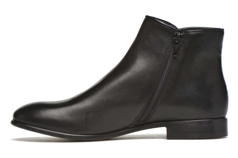 Bottines et boots Georgia Rose Anouping Noir vue face