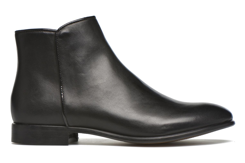 Bottines et boots Georgia Rose Anouping Noir vue derrière