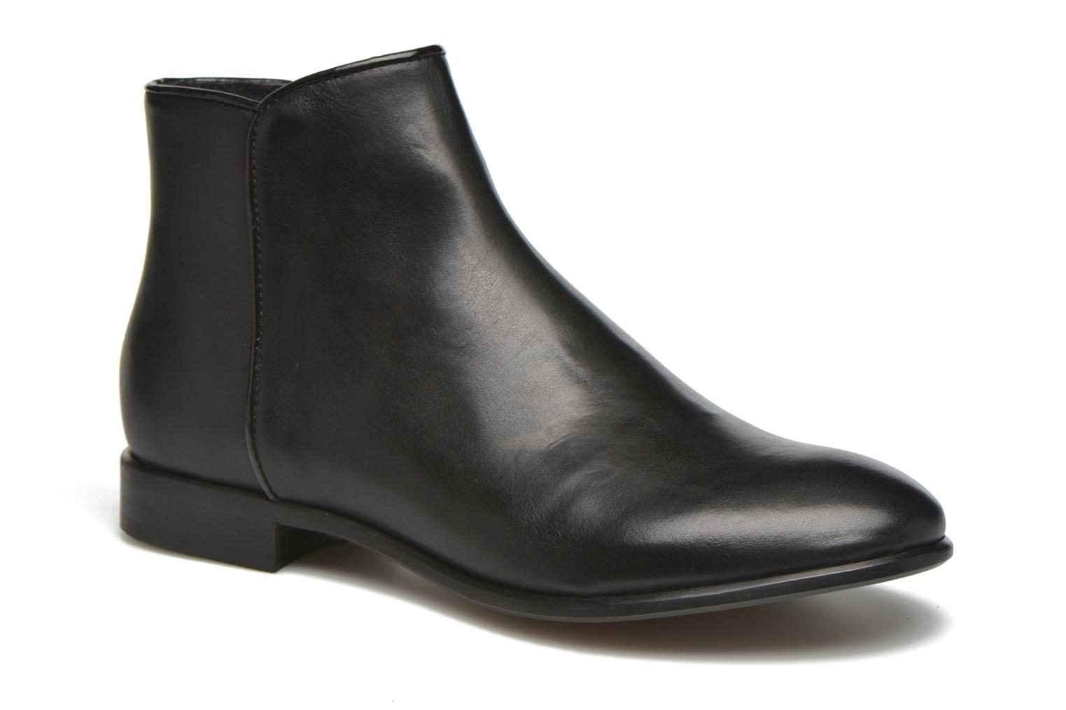 Ankle boots Georgia Rose Anouping Black detailed view/ Pair view