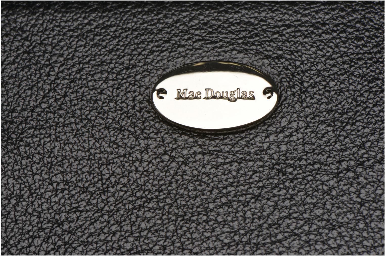 Handtaschen Mac Douglas BUNI Bagatelle M Cabas schwarz ansicht von links