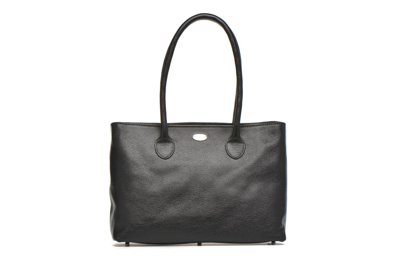 Handtaschen Mac Douglas BUNI Bagatelle M Cabas schwarz detaillierte ansicht/modell