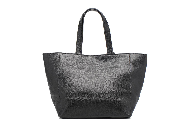Handbags Loxwood CABAS PARISIEN S Cuir grainé Black front view