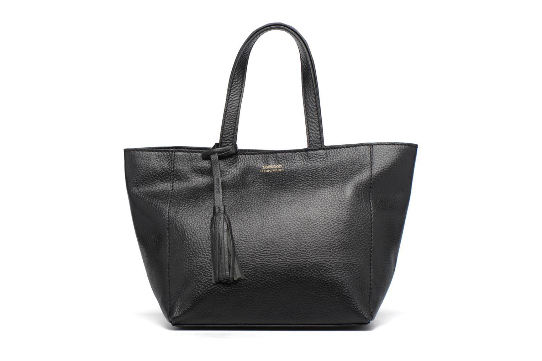 Handtaschen Loxwood CABAS PARISIEN S Cuir grainé schwarz detaillierte ansicht/modell