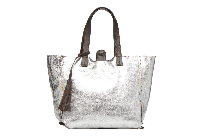 Handtaschen Loxwood CABAS PARISIEN Croute velours braun ansicht von vorne