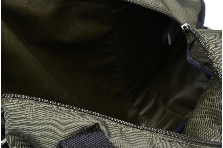 Duffle Nylon Kaki/marine