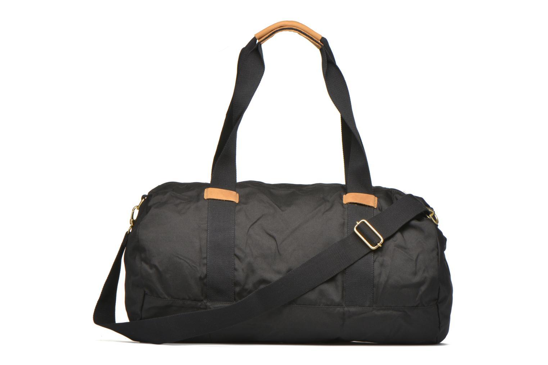 Bagages Faguo Big duffle bag nylon Noir vue face