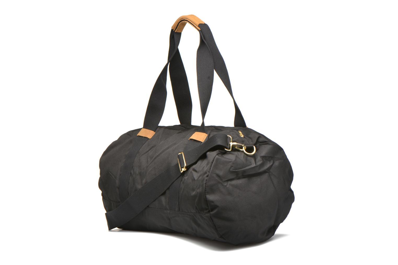 Bagages Faguo Big duffle bag nylon Noir vue droite