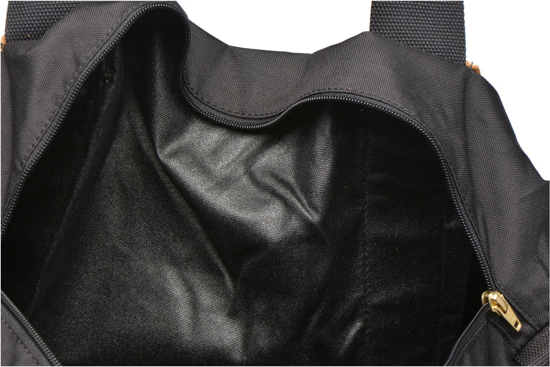 Bagages Faguo Big duffle bag nylon Noir vue derrière