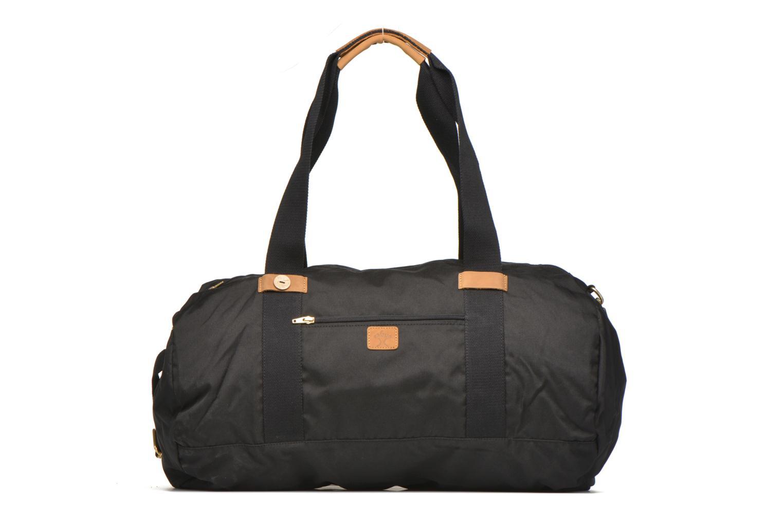 Bagages Faguo Big duffle bag nylon Noir vue détail/paire