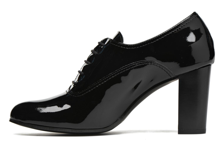 Chaussures à lacets Georgia Rose Jata Noir vue face