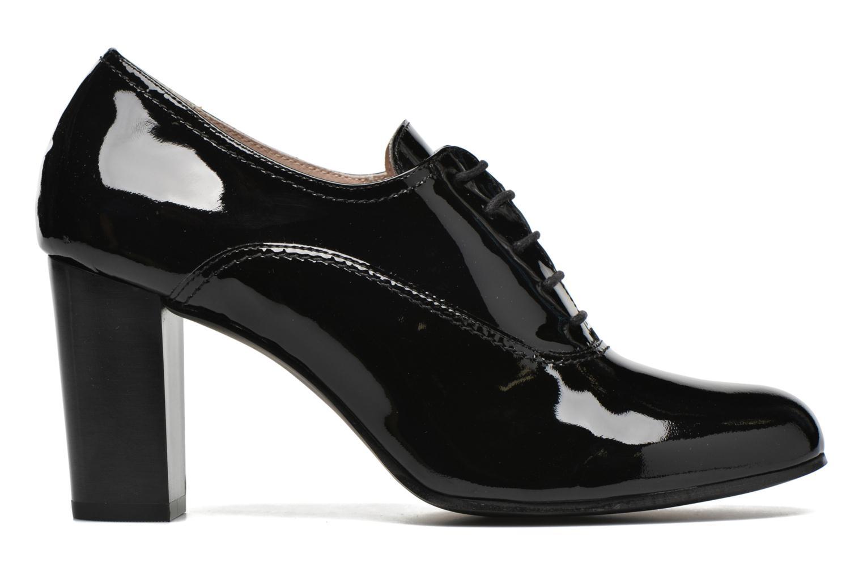 Chaussures à lacets Georgia Rose Jata Noir vue derrière