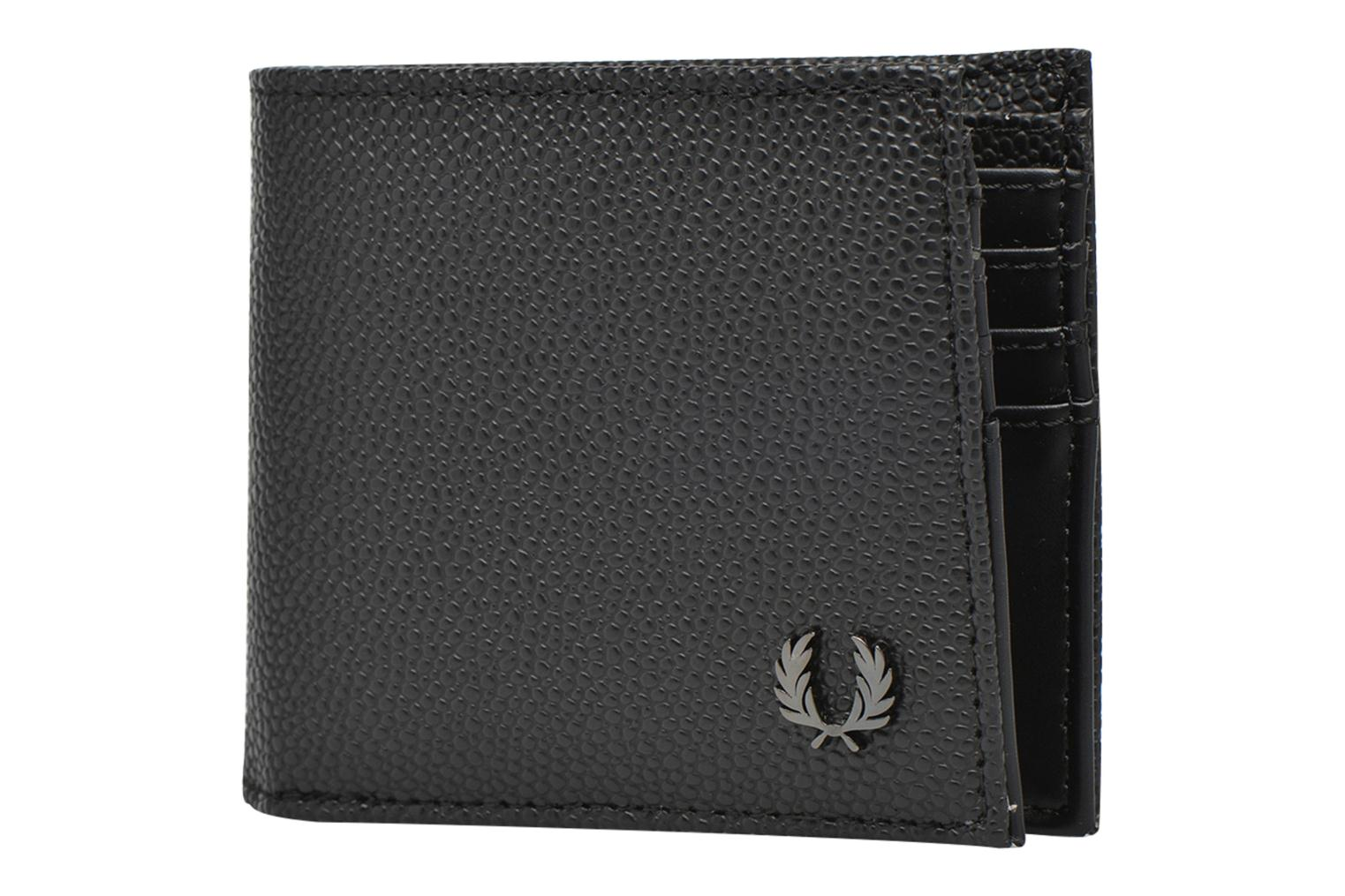 Portefeuille grainé Black