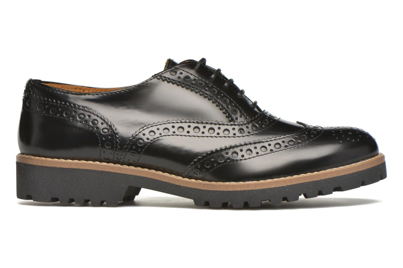 Chaussures à lacets Georgia Rose Nilieu Noir vue derrière