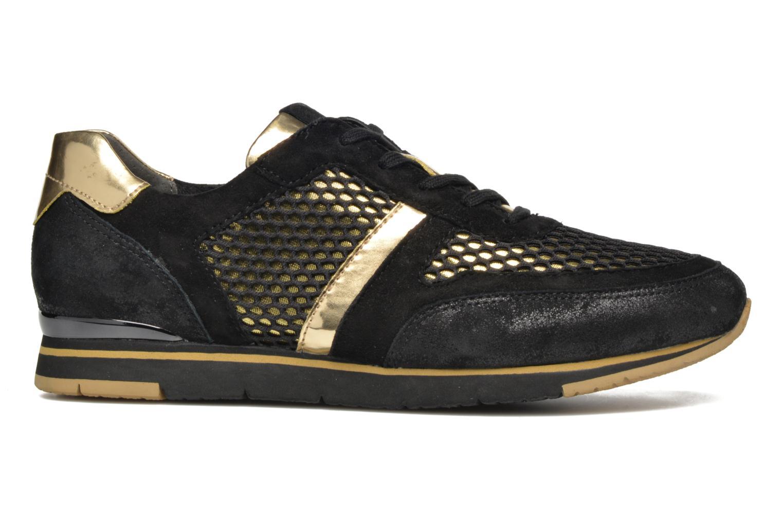 Sneakers Gabor Jeanne Zwart achterkant