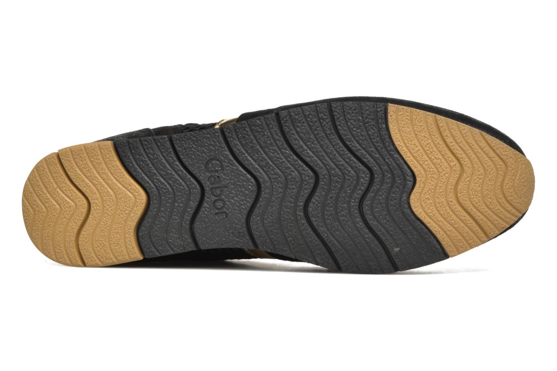 Sneakers Gabor Jeanne Zwart boven