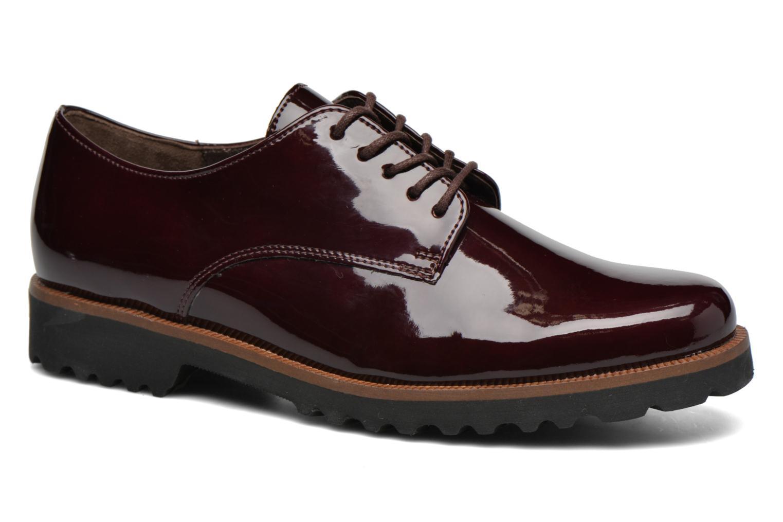 Zapatos con cordones Gabor Brie Vino vista de detalle / par