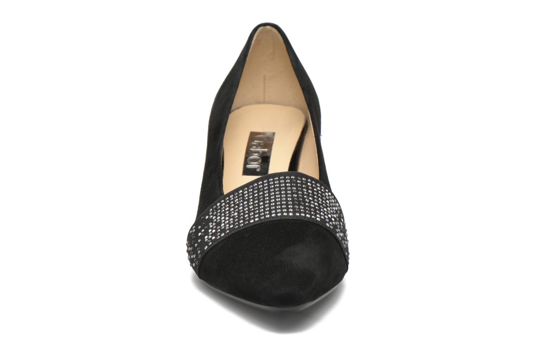 Zapatos de tacón Gabor Gabriella Negro vista del modelo