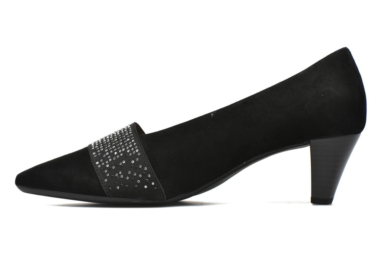 Zapatos de tacón Gabor Gabriella Negro vista de frente