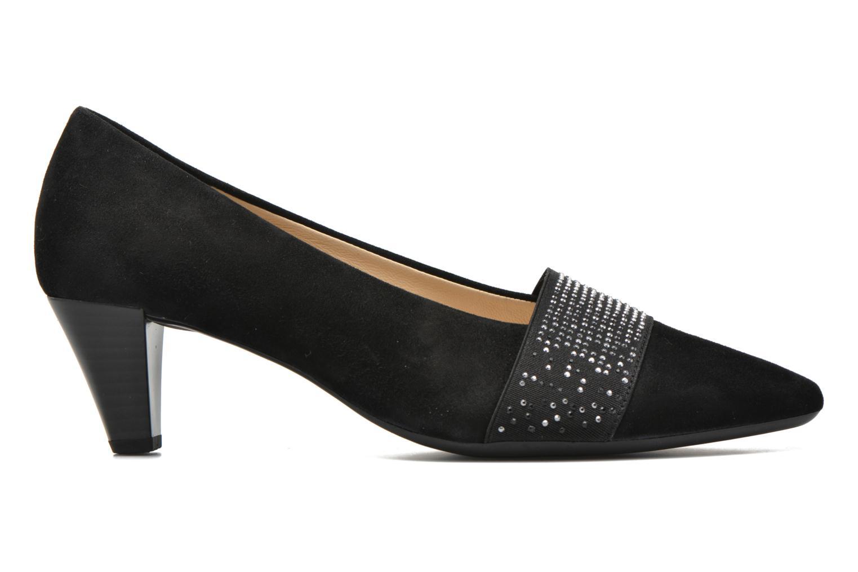 Zapatos de tacón Gabor Gabriella Negro vistra trasera